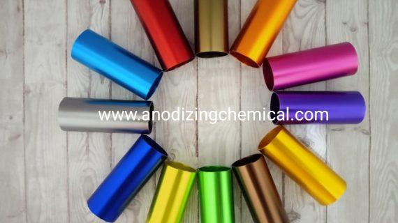 Bahan Anodize Aluminium dan Cara kerja nya